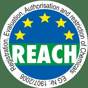 Das ist das REACH Logo